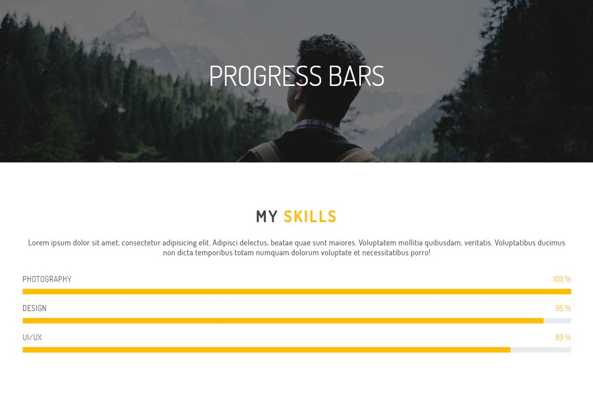 Useful Progress Bars