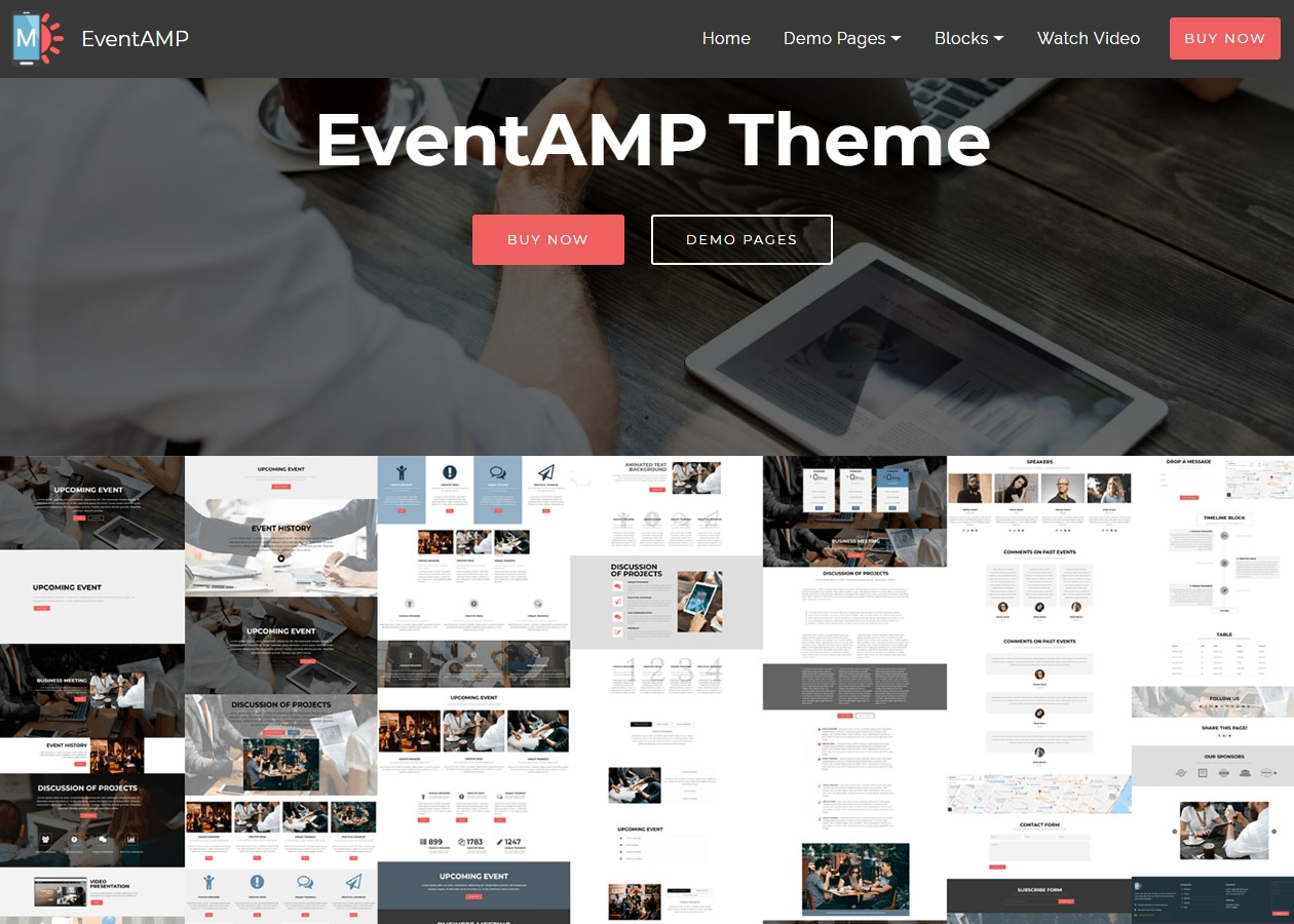 Landing Page Best Templates