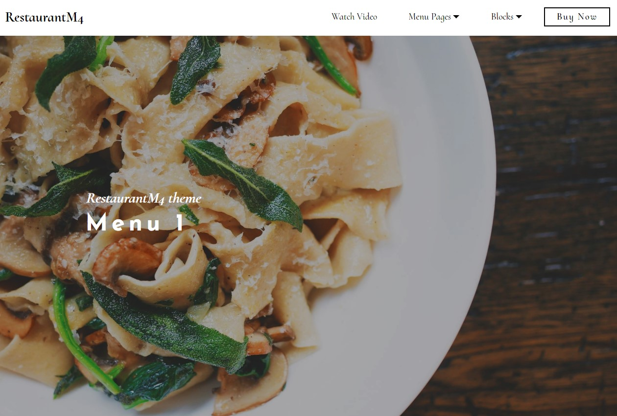 HTML Bootstrap Template