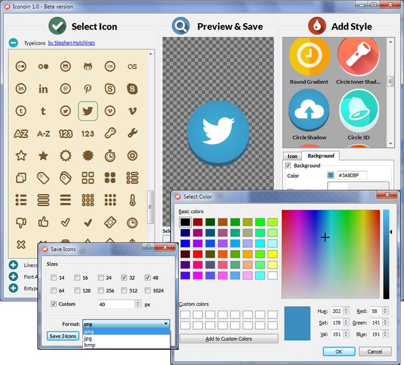 icon maker software free download full version for windows 7