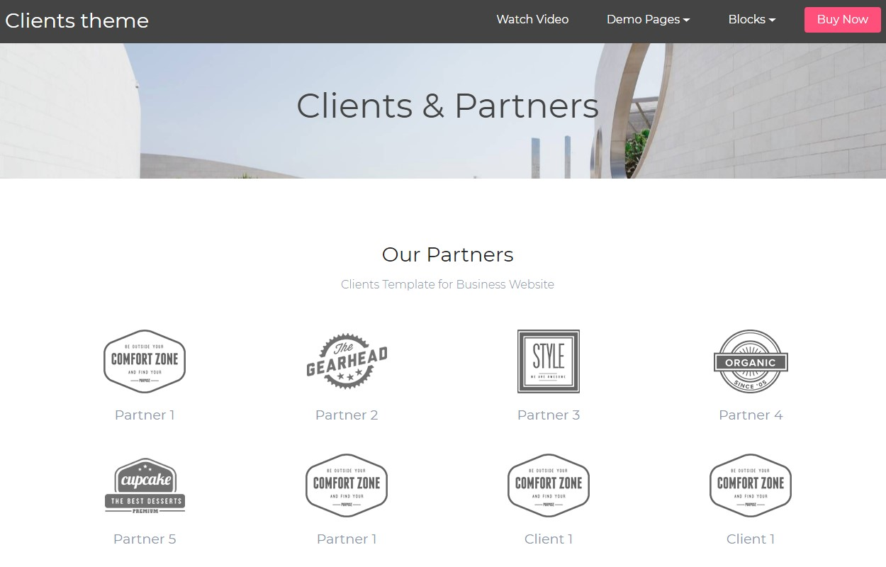 Awesome Clients and Partners