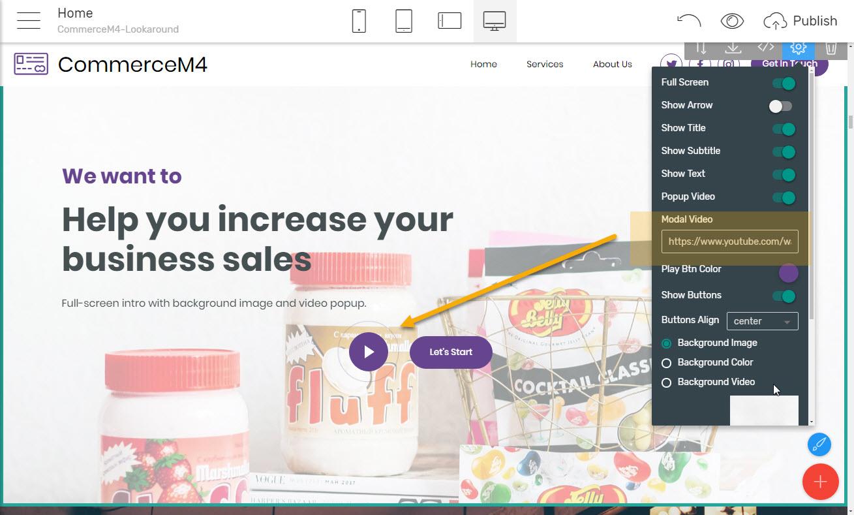 ecommerce HTML theme