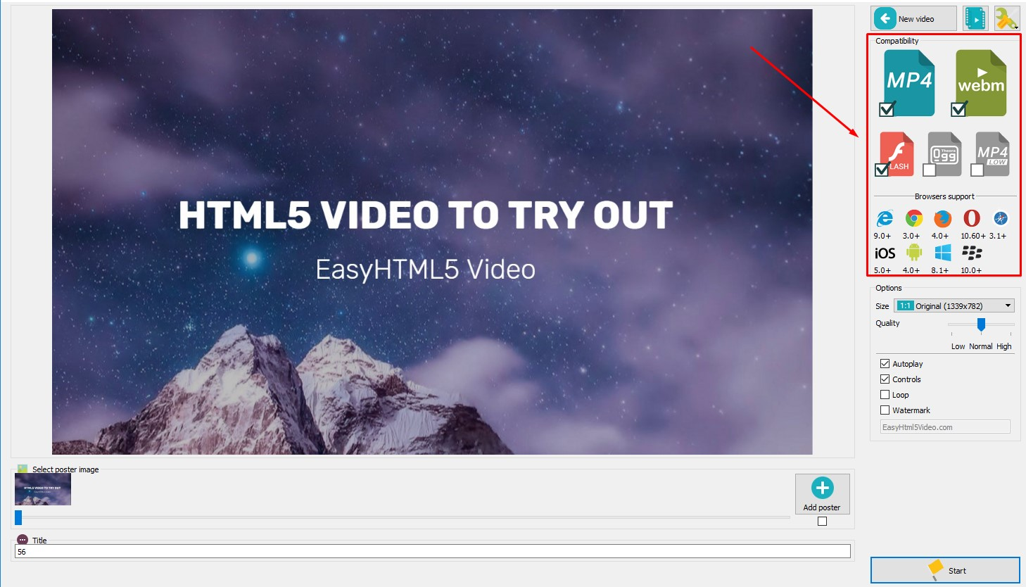 html5 video file not found