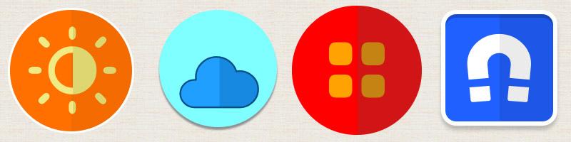 Icon_color_Flat_design_icones_png_eps_free_vector_UI_shadow
